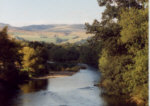 River Earn, Crieff Angling Club - Salmon, Sea Trout, Trout, Grayling fishing at Braidhaugh.