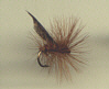 Trout Fly - Brown Sedge