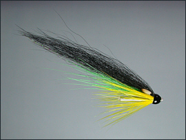 Wee Monkey Salmon Tube Fly