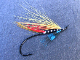 The Garry Salmon Fly