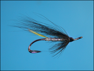 Silver Stoat salmon fly