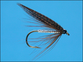 Mallard & Silver Sea Trout Fly