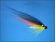 A salmon fly